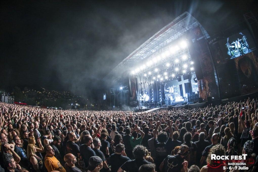 Ozzy Rock Fest Barcelona 2018