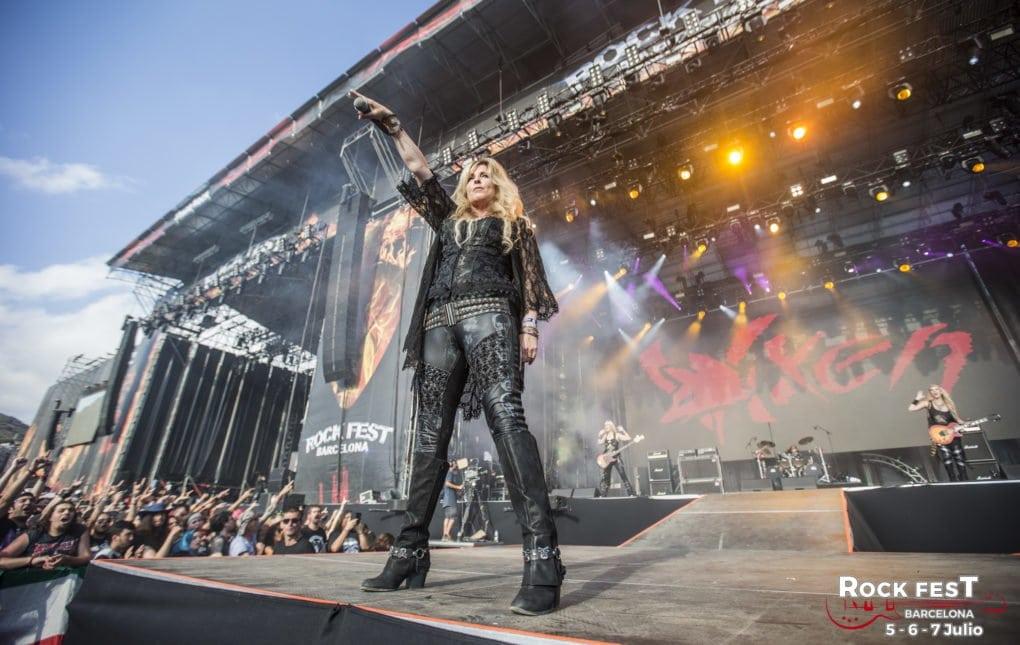Vixen Rock Fest Barcelona 2018