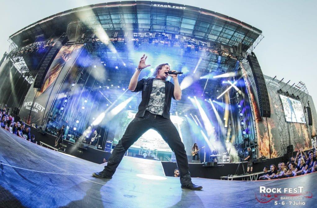 Stratovarius Rock Fest Barcelona 2018