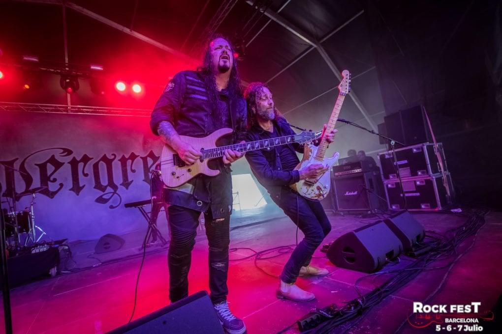 Evergrey (Foto: Rock Fest Barcelona)