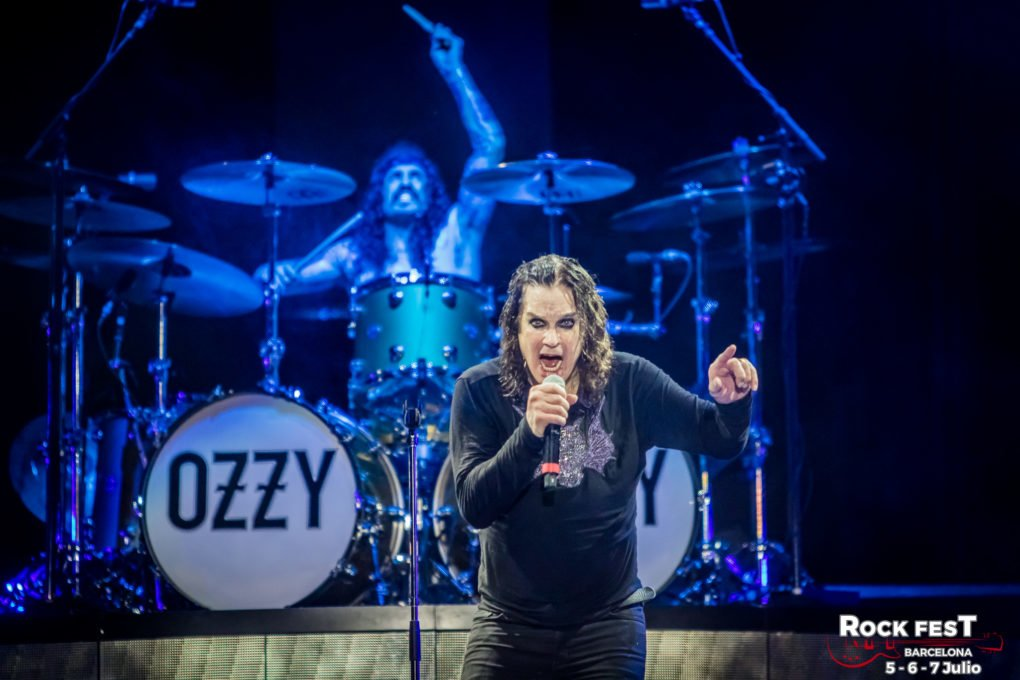Ozzy Osbourne Rock Fest Barcelona 2018