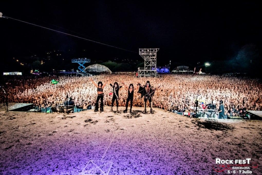 Kiss Rock Fest 2018