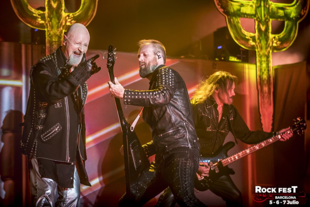 Judas Priest Rock Fest 2018