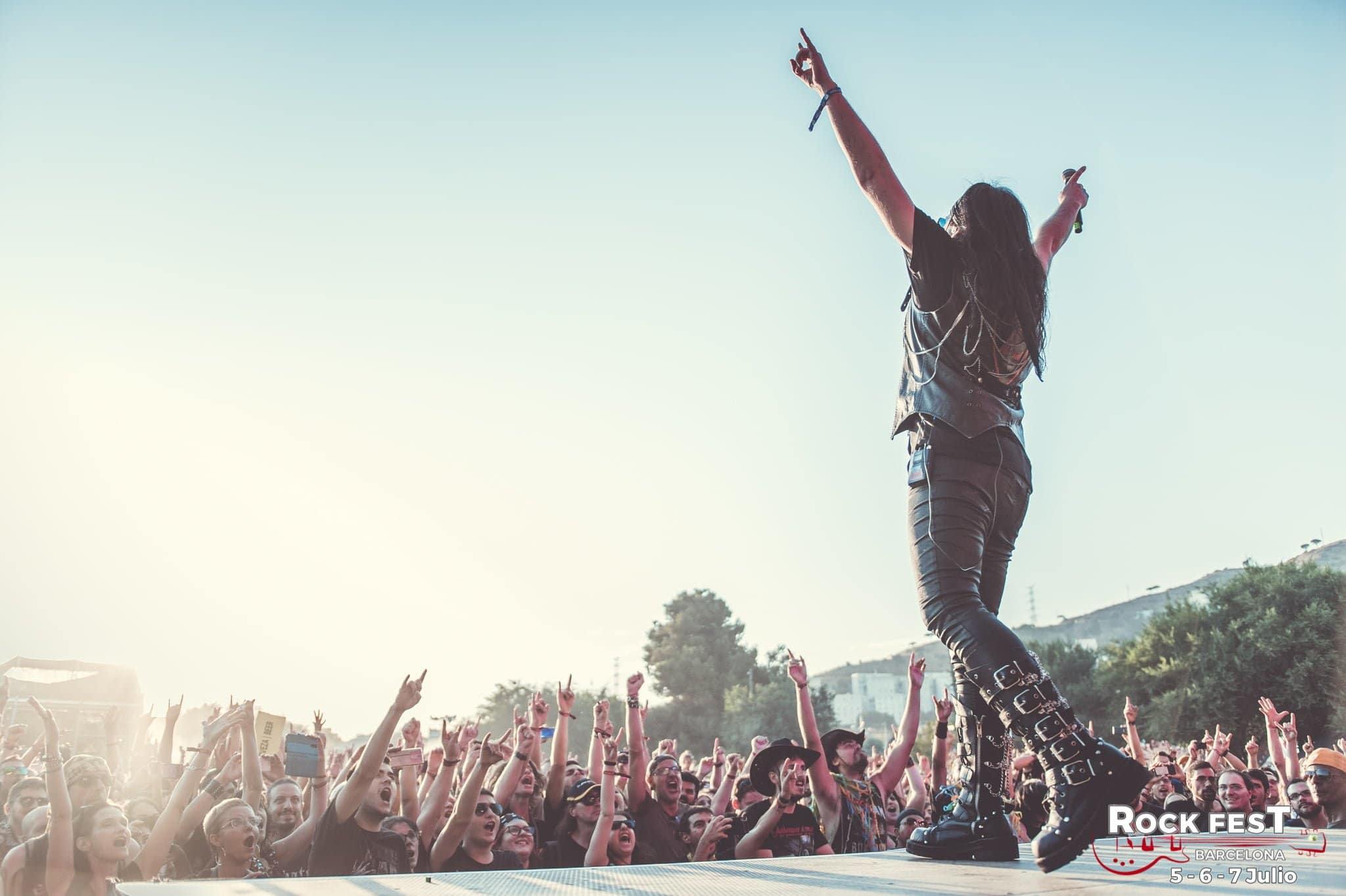 Mago de Oz Rock Fest Barcelona 2018