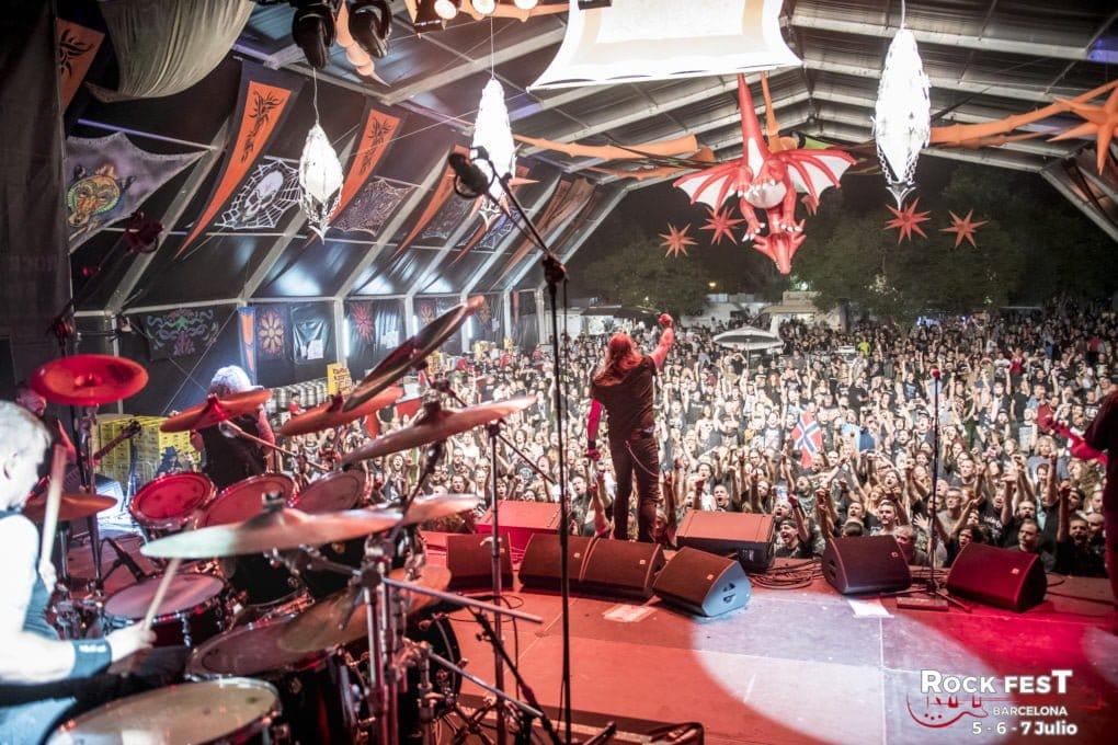 Brainstorm Rock Fest Barcelona 2018