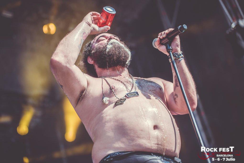 Mojinos Escozios Rock Fest Barcelona 2018