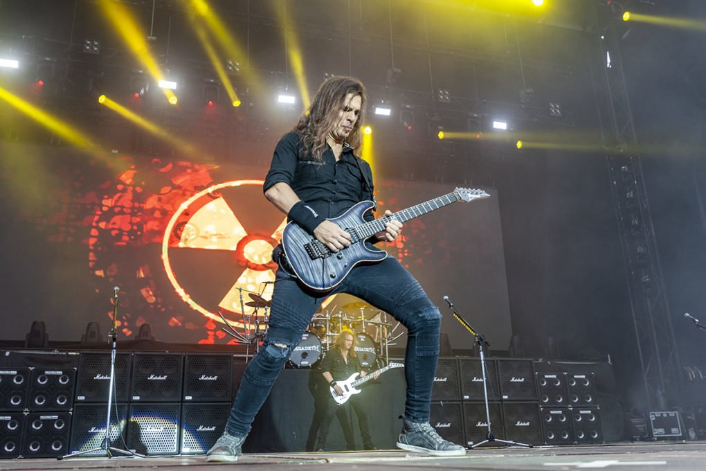 Megadeth Resurrection Fest 2018