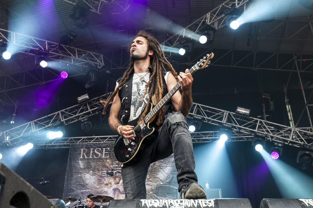 Rise To Fall Resurrection Fest 2018