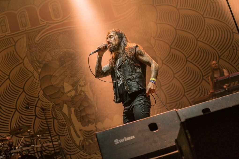 Amorphis Leyendas del Rock 2018
