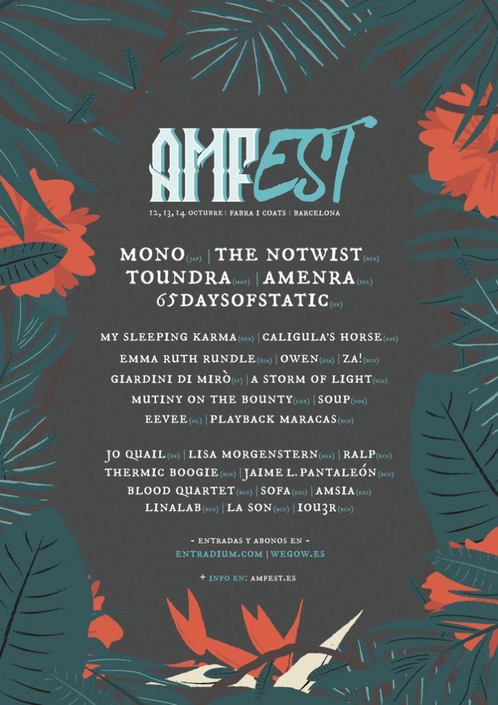 cartel AMFest 2018