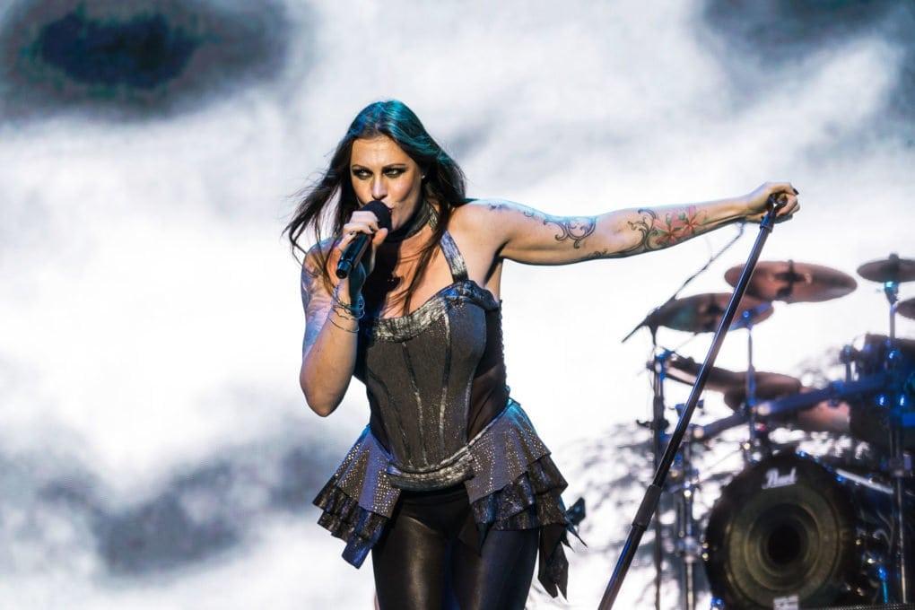 crónica Leyendas del Rock 2018 Jueves 9 Nightwish