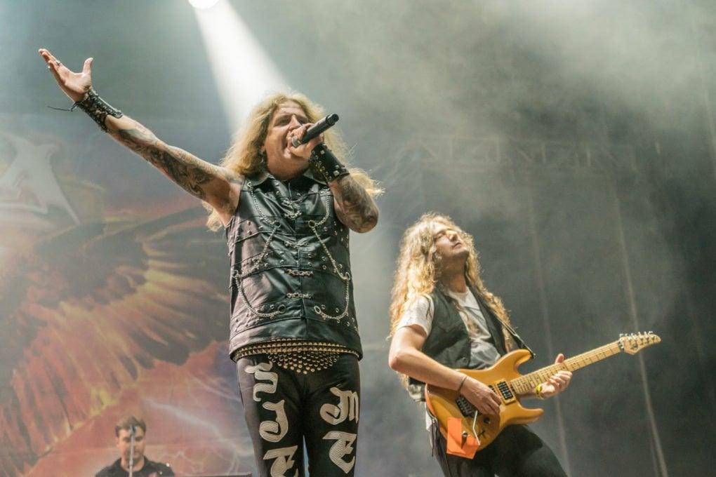 Lujuria Leyendas del Rock 2018