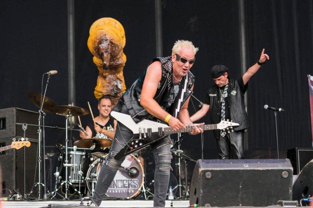 Stingers Leyendas del Rock 2018