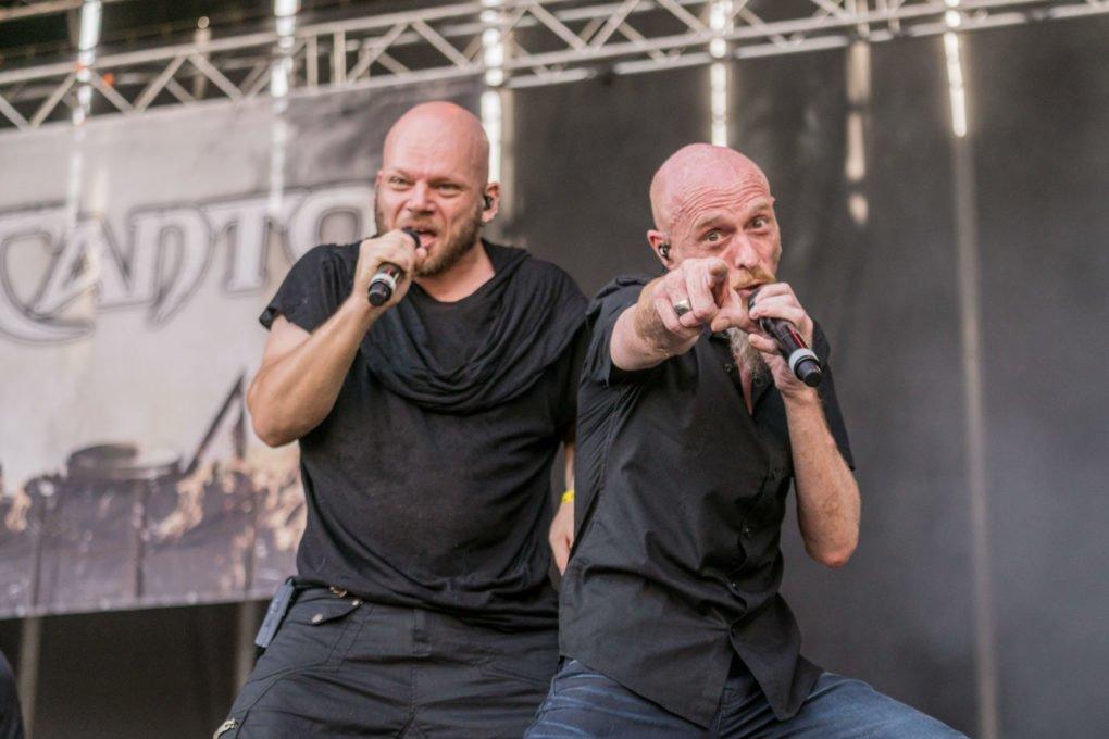 Van Canto Leyendas del Rock 2018