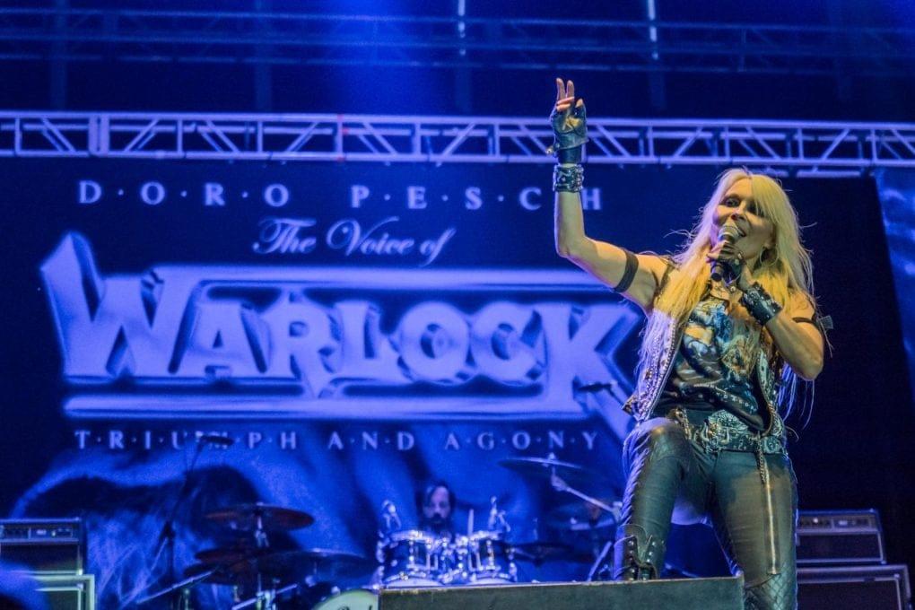 Warlock Leyendas del Rock 2018