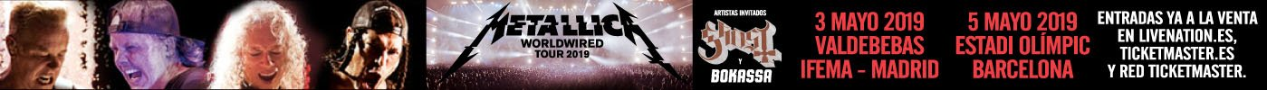 Live Nation - Metallica