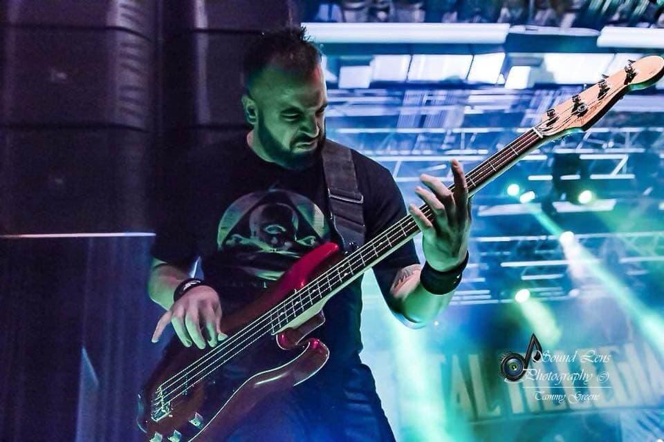 Entrevista Metal Allegiance Mark Menghi