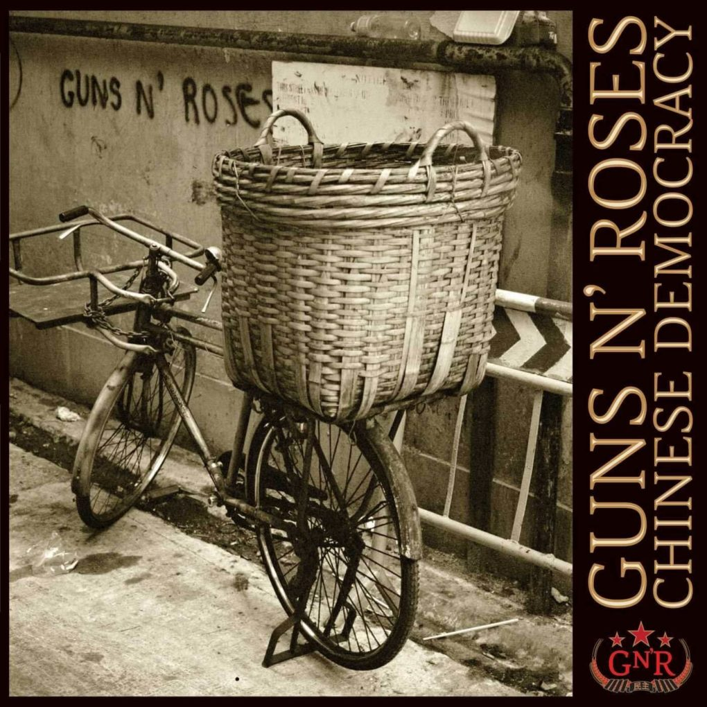 Guns N' Roses Chines Democracy