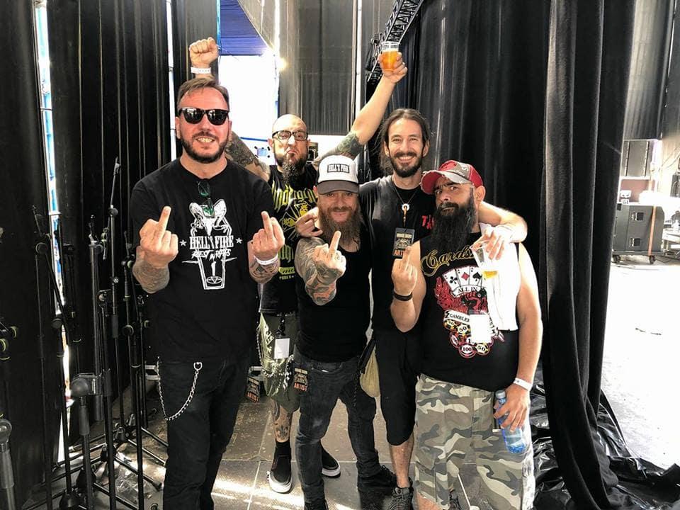 Hell's Fire Garage Sound 2018