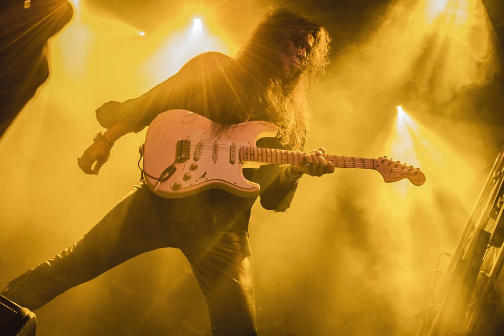Yngwie Malmsteen Madrid Sala But