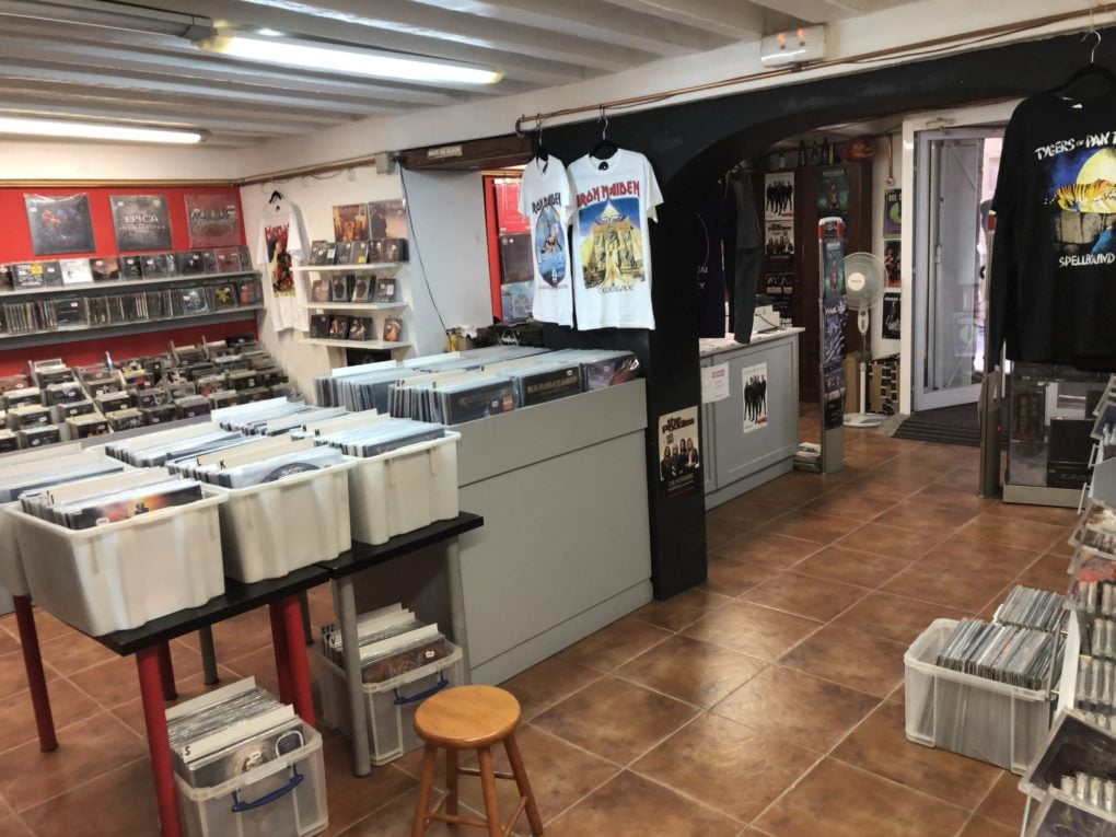 Pentagram Music Store