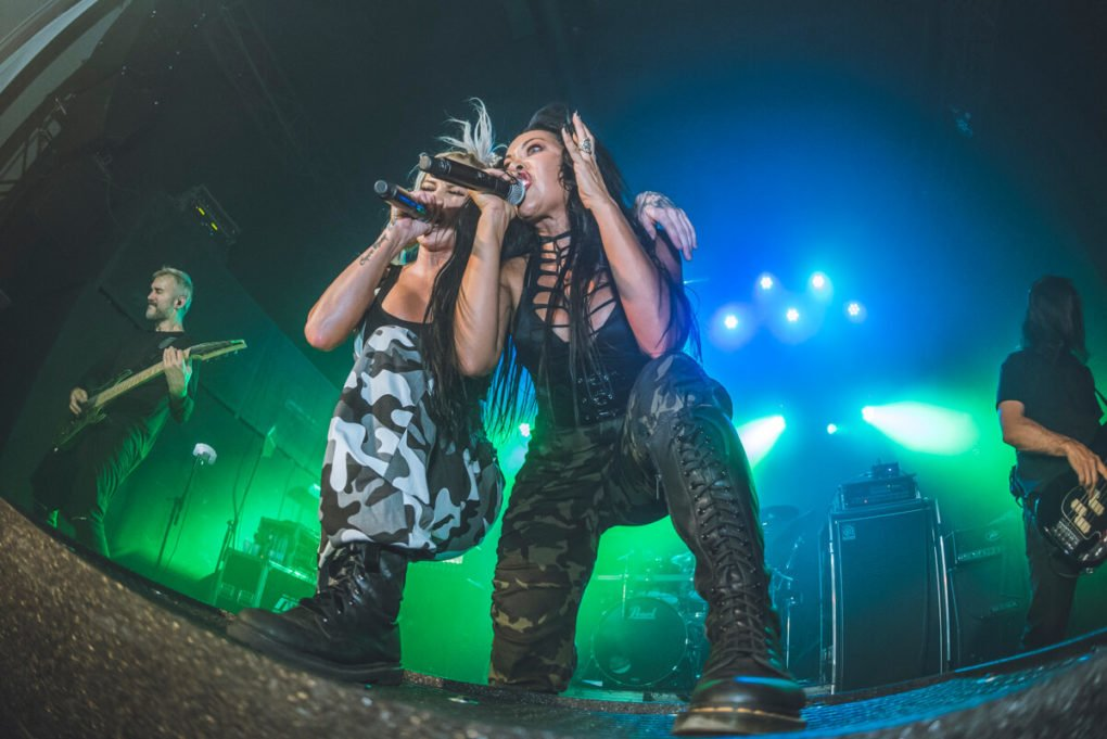 Carla Harvey Butcher Babies Heidi Shepherd Madrid