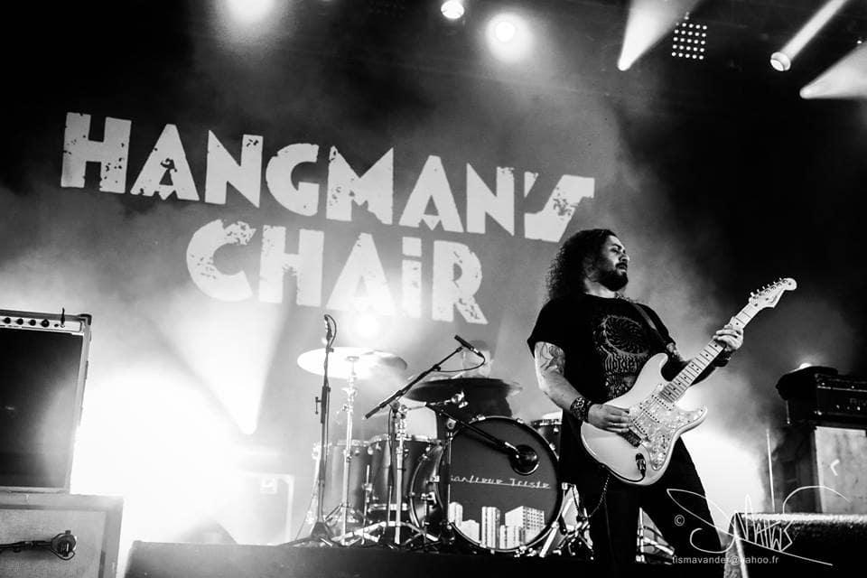 Entrevista Hangman's Chair