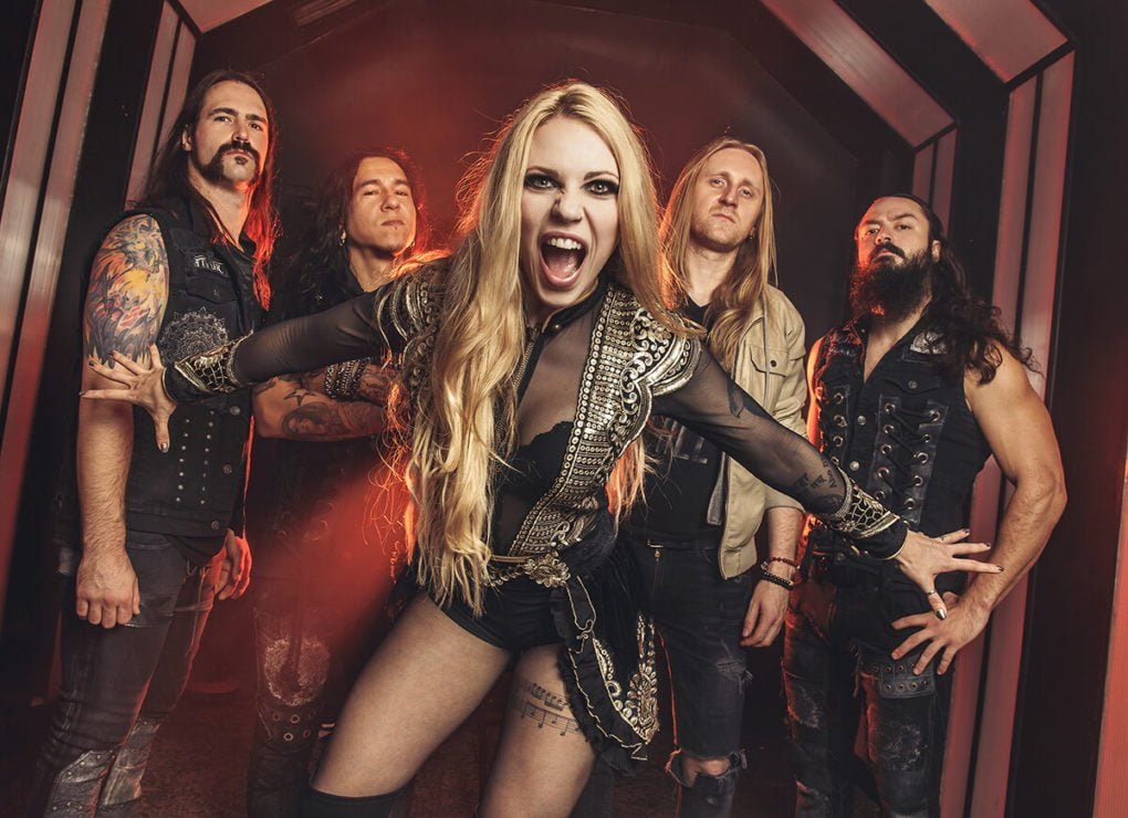 Entrevista Kobra And The Lotus 2018