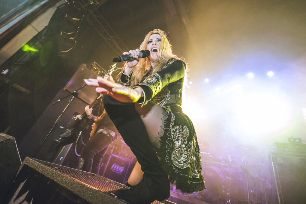 Kobra Paige Kobra And The Lotus Madrid 2018