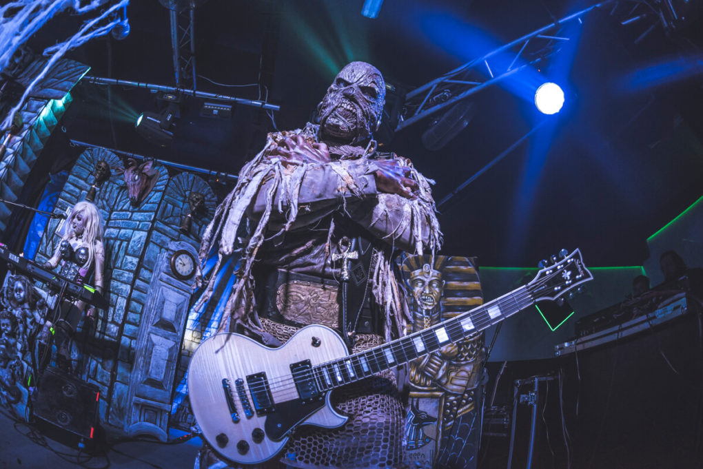 Lordi Madrid 2018
