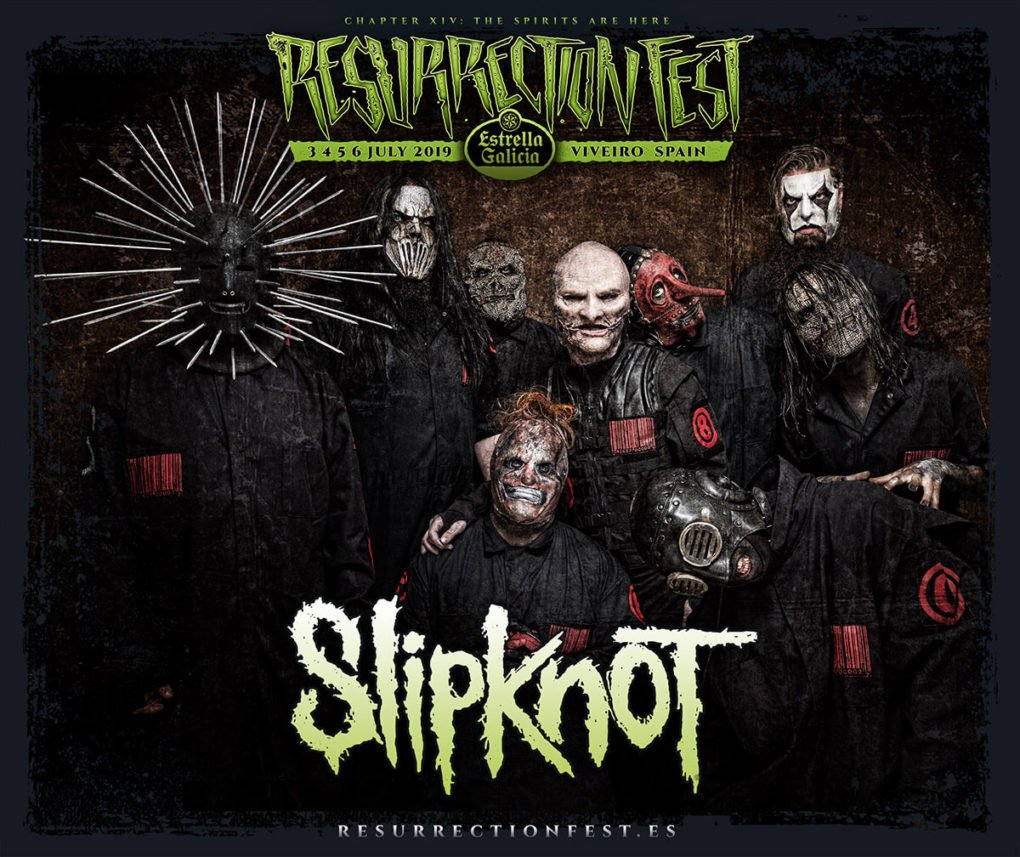 Slipknot Resurrection Fest 2019