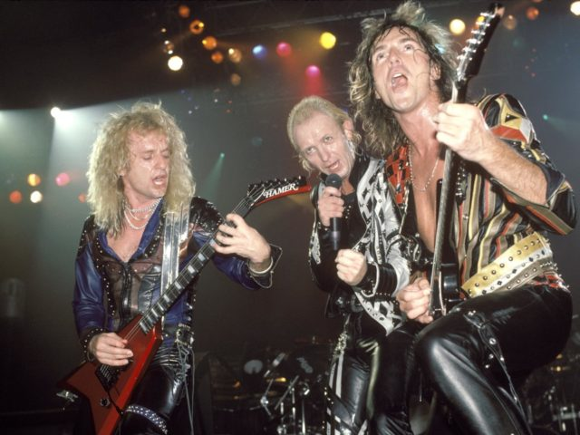 KK Downing Judas Priest