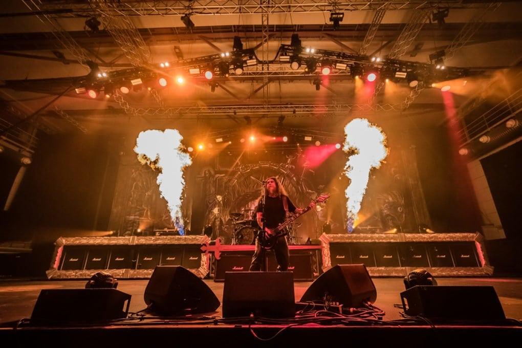 Slayer Barcelona 2018