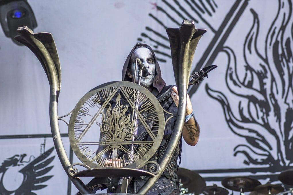 Entrevista Nergal Behemoth