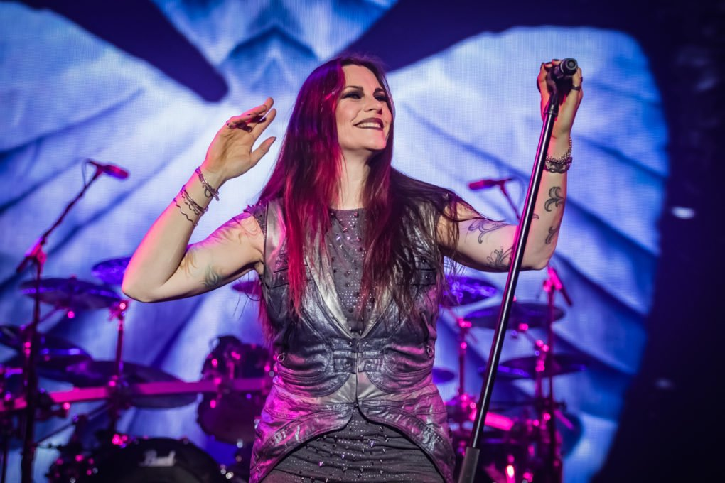 Crónica Nightwish Barcelona 2018