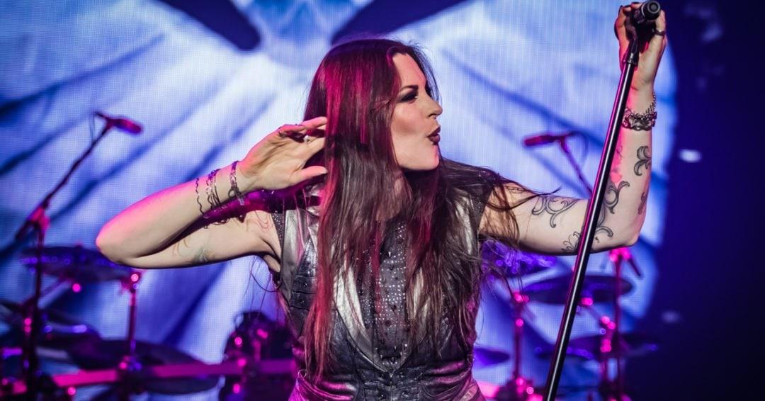 Nightwish Barcelona Sant Jordi Club