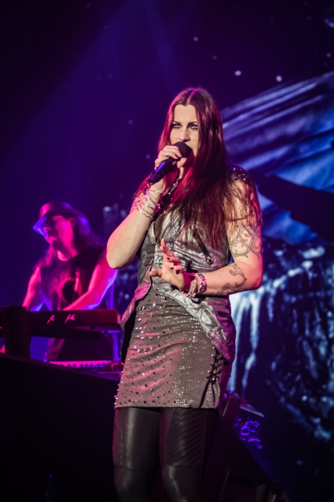Floor Jansen Nightwish Barcelona
