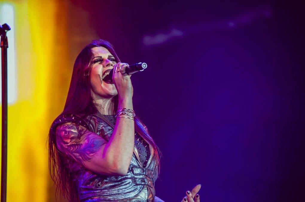 Crónica Fotos Nightwish Bilbao