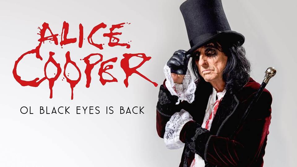 Alice Cooper España 2019