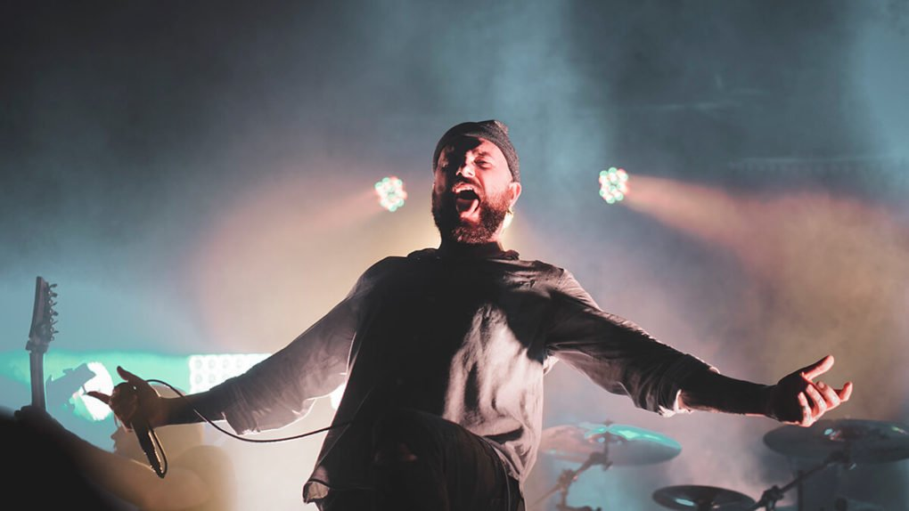 Crónica August Burns Red Madrid 2018