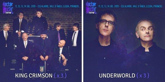 Doctor Music Festival King Crisom Underwolrd