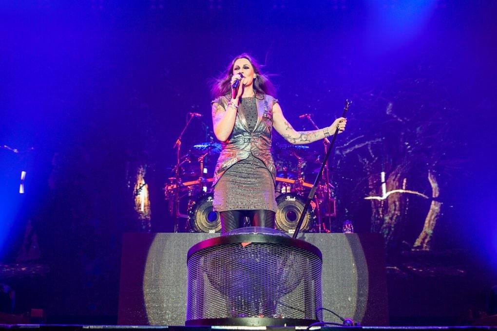 Crónica Fotos Nightwish Madrid 2018