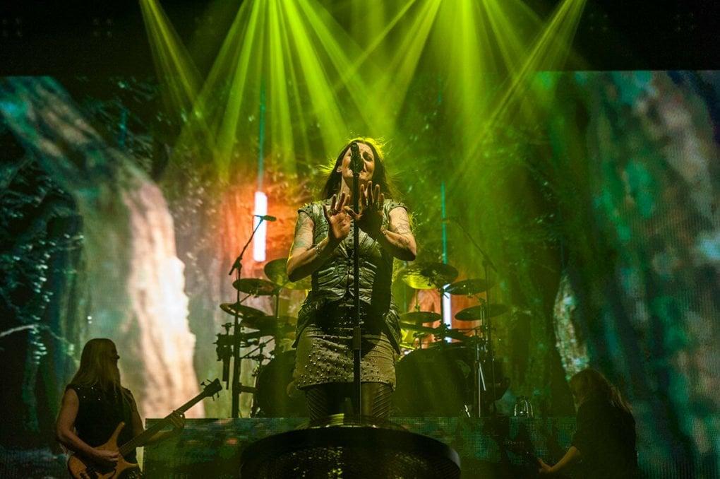 Crónica Nightwish Madrid