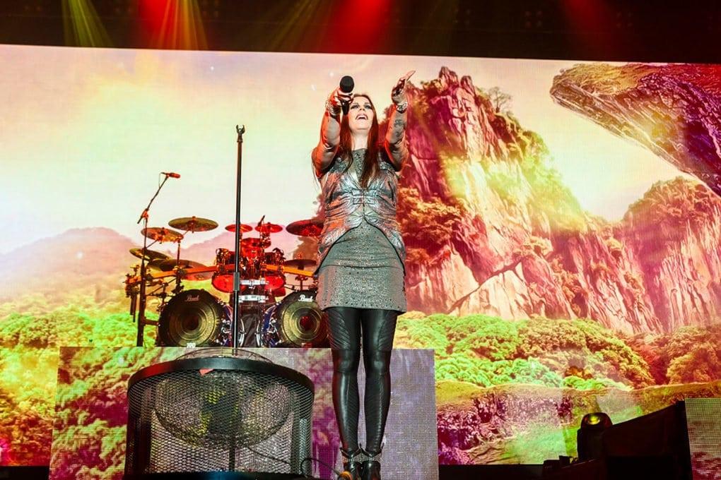 Nightwish WiZink Center Madrid