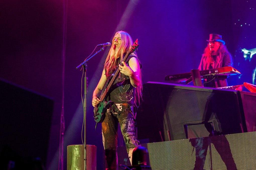 Nightwish Madrid WiZink Center