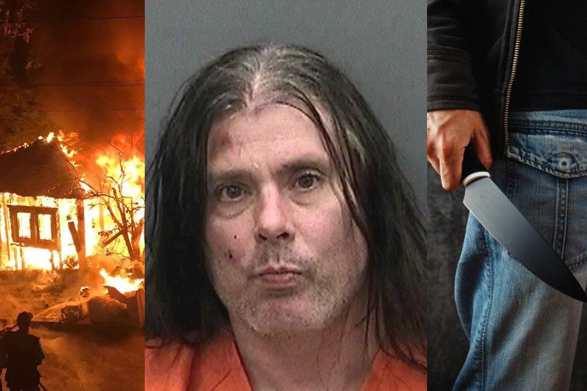 Pat O'Brien Cannibal Corpse detenido