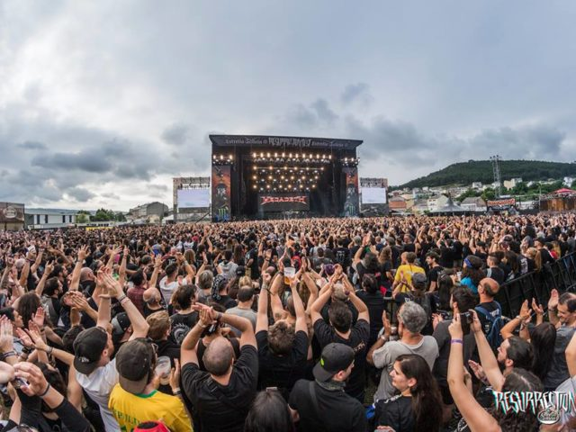 Público Resurrection Fest 2018