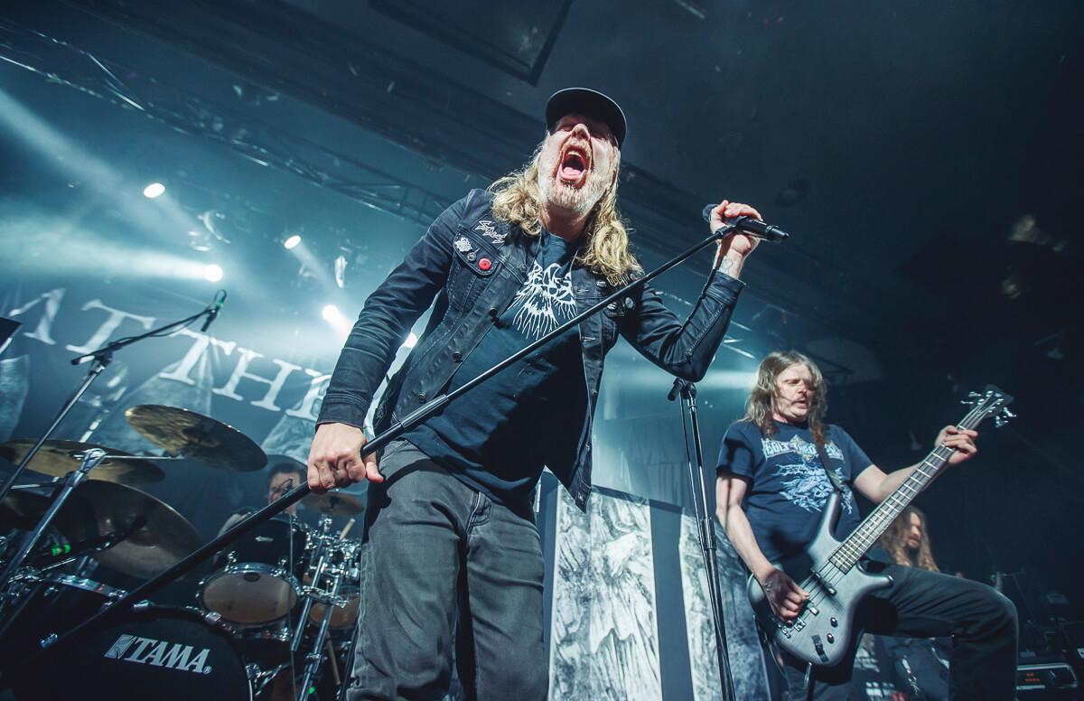 Crónica At The Gates Madrid 2019