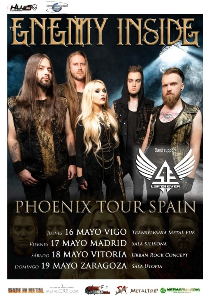 Enemy Inside España 2019