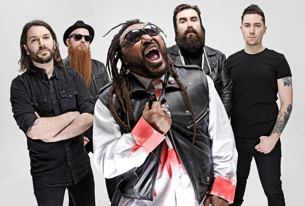 Skindred Interview